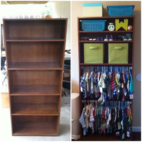Closet Shelf Diy by 1000 Ideas About Bookcase Closet On Bookcases