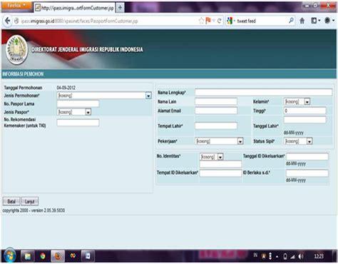 buat npwp online bisa ga buat paspor online pontianak buat paspor online bisa ini