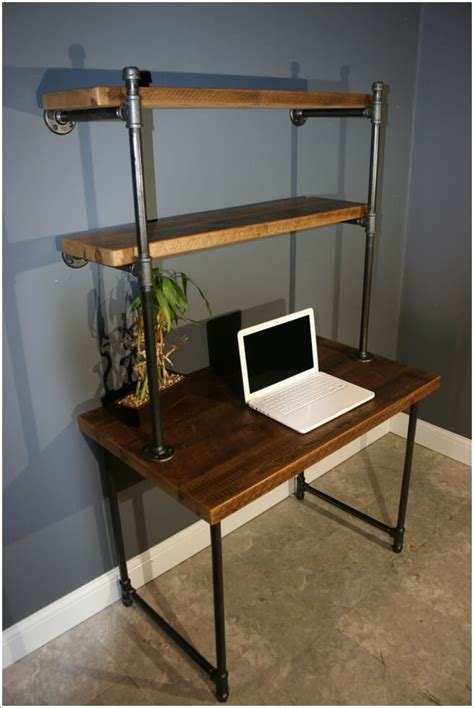 creative computer desks 10 creative diy computer desk ideas for your home