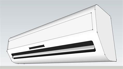 sketchup components  warehouse air conditioning