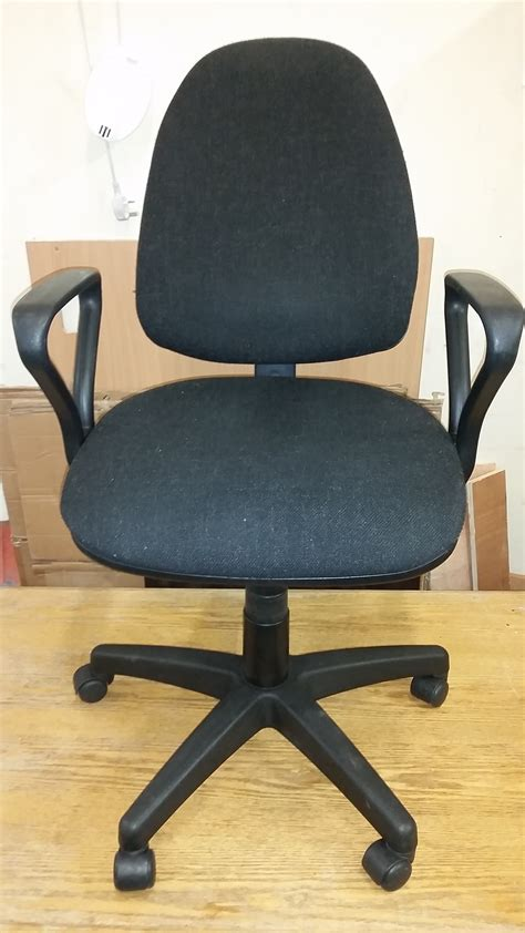 office chair on wheels used furniture manchester