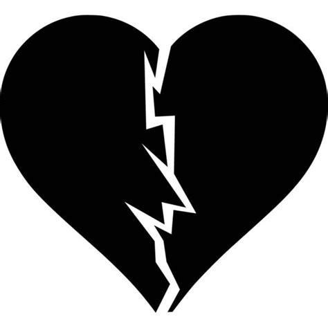 broken heart die cut vinyl sticker decal blasted rat