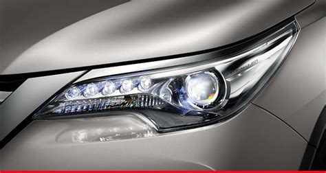 Lu Led Drl Fortuner toyota malaysia fortuner