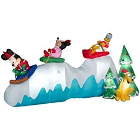 amazon com 12ft christmas animated inflatable airblown