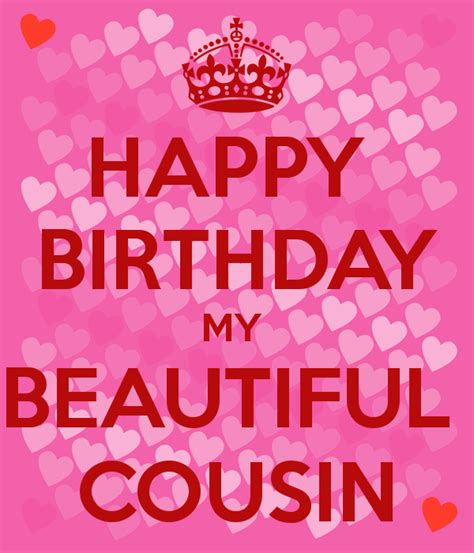 happy birthday cousin images happy birthday beautiful cousin birthday pinterest
