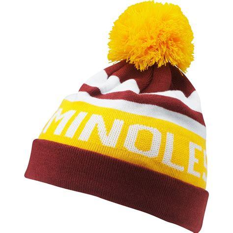 fsu knit hat florida state seminoles 2012 vault beanie knit hat with
