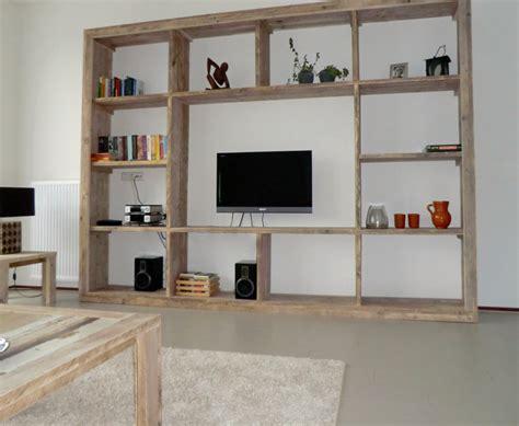 wandmeubel dicht steigerhout wandmeubel beste inspiratie voor huis ontwerp