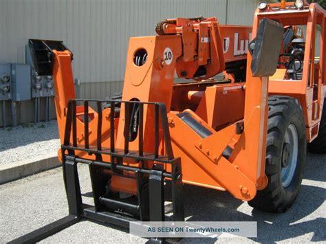 lull l 2006 lull 1044c 54 telescopic telehandler forklift lift