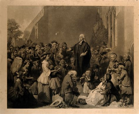 open air preaching a practical manual for pastors evangelists and other christian workers classic reprint books file wesley preaching outside a church engraving