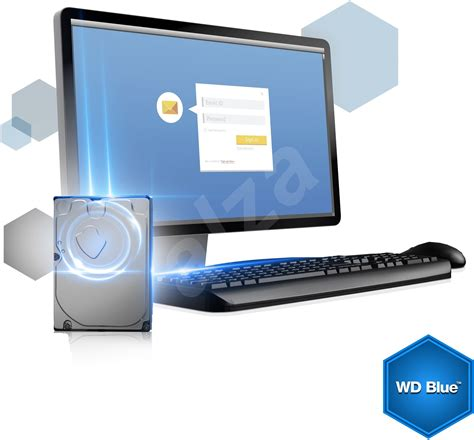 Wd Blue Harddisk 3 5 3tb wd blue 3tb drive alzashop