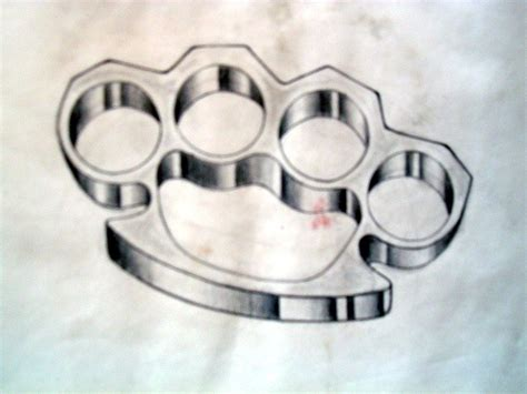 brass knuckles by justin zak on deviantart