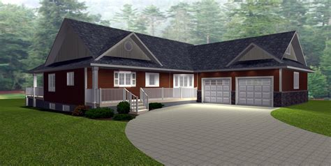 bungalow garage plans angled garage bungalow house plans the wooden houses