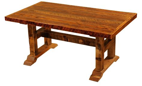 Barnwood Harvest 84 Quot Artisan Top Rectangular Dining Table Harvest Dining Table