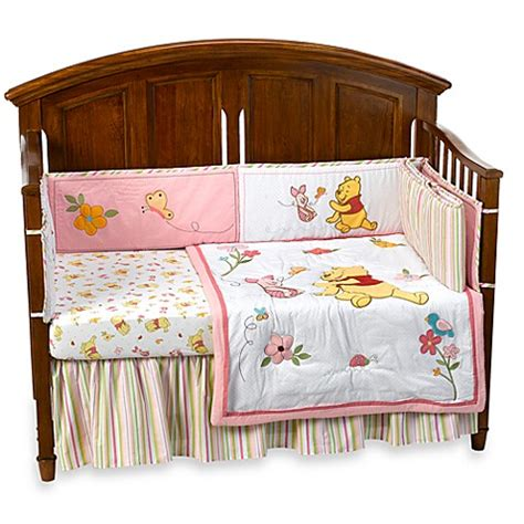 Disney Babies Crib Bedding Disney Baby Sweet Pooh 4 Crib Bedding Set From Buy Buy Baby