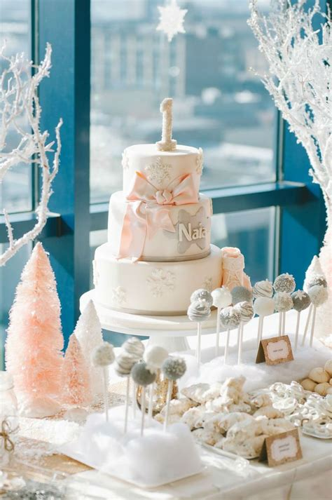 winter decorations for baby shower 35 pretty winter baby shower ideas