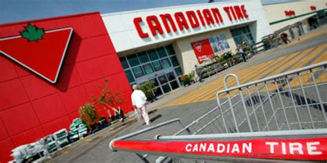 canadian tire releases business sustainability results   quarter   business