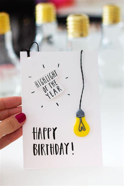 Geburtstagsgeschenke Zum Selber Machen by Geburtstagsgeschenke Selber Machen Drei Diy Ideen Www
