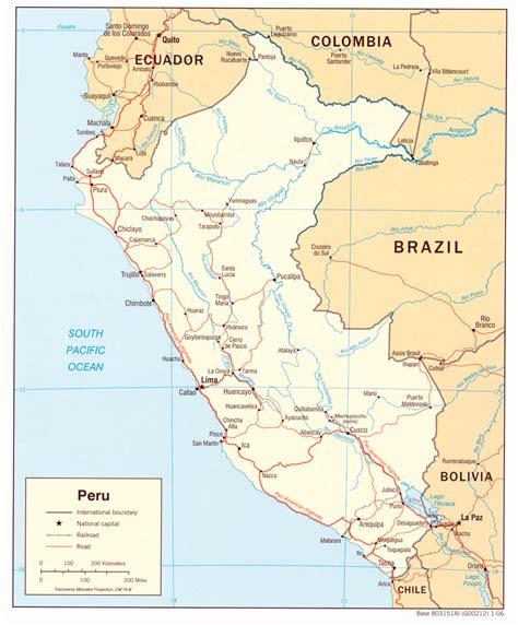 peru on a map file peru regions map svg wikitravel shared