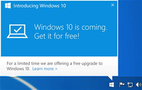 the windows 10 upgrade notification how to accept or block windows 10 upgrade notifications
