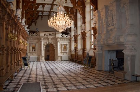 Manor Interiors by Travels And Birds Harlaxton Manor Interior