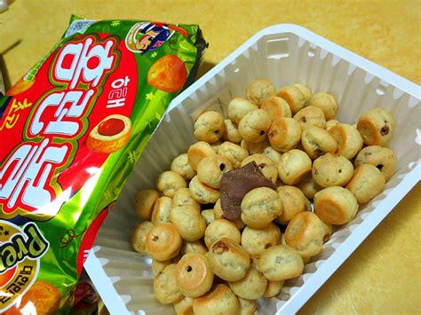 Miniatur Snack Dalam top 10 snack korea terlezat