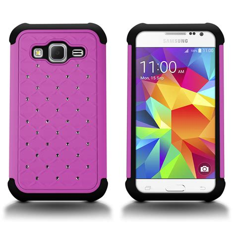 Samsung J2 Prime Shock Proof 360 Anti Cover Softcase shockproof cover bling for samsung galaxy prevail lte prime ebay