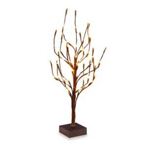 Lighted Tree Buy Home Decor Lighted Tree From Bed Bath Amp Beyond