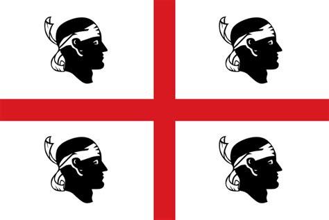 Aufkleber Von Auto Lösen by 2x Auto Aufkleber Flagge Italien Region Quot Sardinien Quot Car