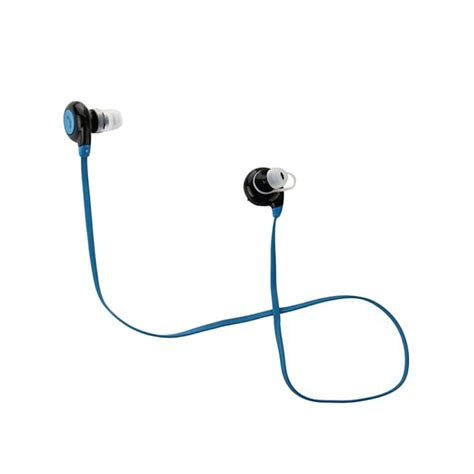Sport Bluetooth Earphone With Microphone 150906 Sport Bluetooth Earphone With Microphone Bt 108 Blue Jakartanotebook