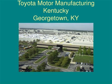 toyota manufacturing kentucky toyota engineering kentucky toyota engine problems and