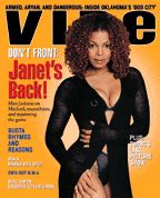 Janet Jackson In Vibe Magazine by Janet Jackson Word Find Puzzle