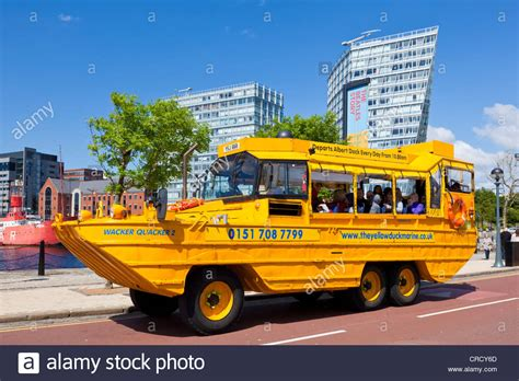 boat tour liverpool the yellow duckmarine water boat tour of albert docks area
