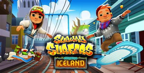 subway surfers iceland v 1 60 0 mod apk updated axeetech - Subway Surfers Mod Apk