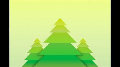 flat landscape illustrator tutorial for beginners youtube flat trees landscape illustration easy adobe