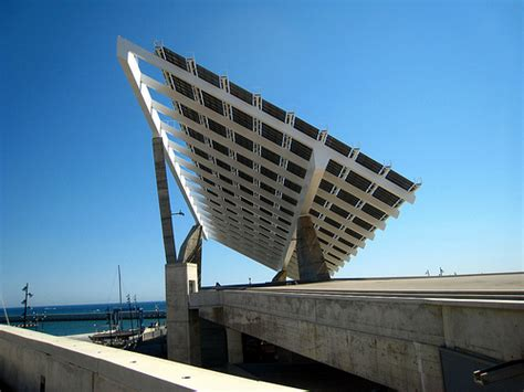 solar pergola barcelona flickr photo sharing