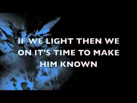 andy mineo let there be light lyrics