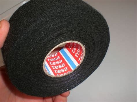 tesa thick fleece  auto wire harness adhesive
