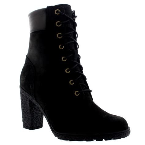 timberland boots with high heels book of black timberland high heel boots in