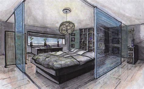 interior design degreequick sketching progression disd