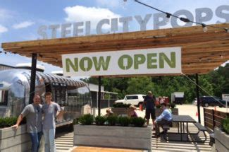 steel city pops | the highway 280 airstream trailer
