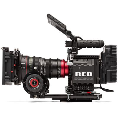 rent a carbon fiber red dragon camera pro hd rentals