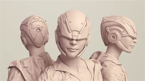 Flippednormals Modeling Characters For