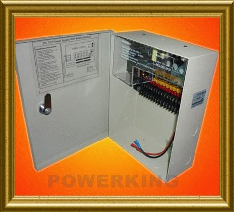 Power Supply 10 A Power Supply 10a Cctv cctv unintterupt backup power supply pkb1218 10a support 1 12v7ah battery