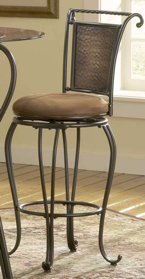 Hillsdale Milan Swivel Counter Stool by Hillsdale Milan Dining Collection D4527