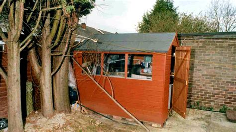 The Shed King by Thieves Target Sheds In King S Anglia Itv News