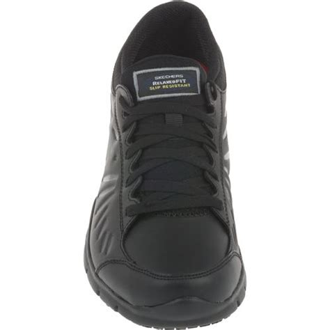 skechers s eldred slip resistant service shoes academy
