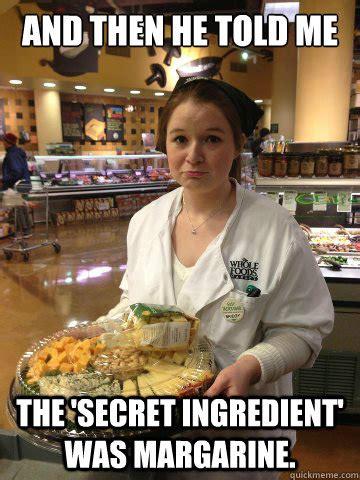 Whole Foods Meme - sad whole foods girl memes quickmeme
