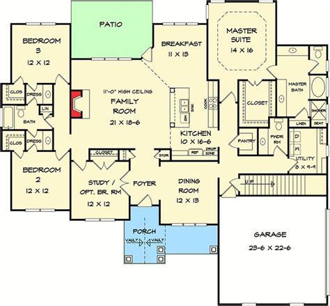 craftsman floor plans 2018 plans maison en photos 2018 corner lot craftsman house plan 36054dk 1st floor master suite