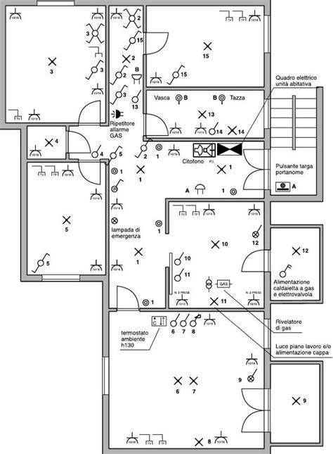 capitolato impianto elettrico appartamento progetto ristrutturazioni d interno progetti