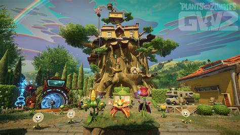 plants vs zombies garden warfare 2 gets hilarious moon
